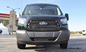 ford transit off road 4k road test review 2015 ford transit 3 5l ecoboost lwb low