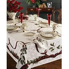 lenox nouveau tablecloth 60 by 120 inch