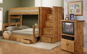 Queen Bunk Beds With Stairs Latitudebrowser - Queen bunk bed plans