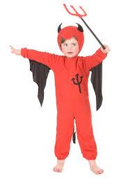 devil costume for boys