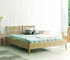 chambre à coucher bois massif fille places sans naturel contemporain deco douest kijiji chambre