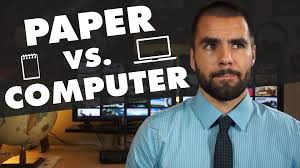 tips on writing a research paper in college should you take notes on paper or on a computer college info should you take notes on paper or on a computer college info geek youtube
