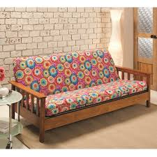 Stretch Slipcover For Couch Sanctuary Stretch Jersey Tie Dye Futon Slipcover Free Shipping