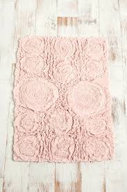 Anthropologie Ruffle Shower Curtain Magical Thinking Pompom Shower Curtain Magical Thinking Pink