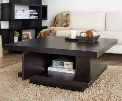 coffee table enchanting oversized coffee tables amusing black