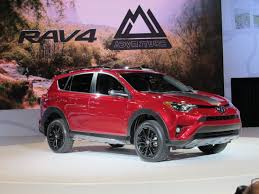 toyota jeep 2017 toyota rav4 adventure brings rugged look not much else