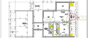 Floor Plan Electrical Symbols Low Voltage Symbols For Blueprints Deratio Com