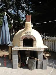 How To Build A Backyard Pizza Oven by How To Build A Pizza Oven Brick Oven Forno Bravo