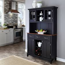 kitchen luxury black kitchen hutch buffet redo black kitchen