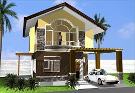 modern two story house plans 50 images of modern two story house design bahay ofw