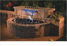 Backyard Waterfall Ideas by Best Backyard Fountains And Waterfalls 1000 Ideas About Homemade