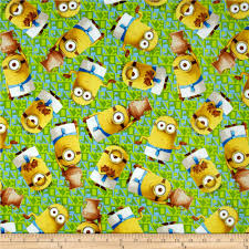 minion wrapping paper minions minion toss light green discount designer