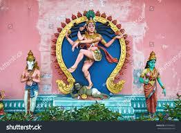 Hindu Temple Floor Plan by Hindu God Shiva Lord Dance Nataraja Stock Photo 651504823