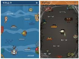 doodle jump doodle jump is now a two player cult of mac