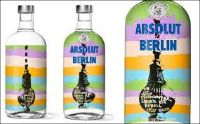 absolut vodka design berlin is absolut city bottle design