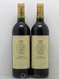30 years of château gruaud buy château gruaud larose 2ème grand cru classé 2003 lot 12530