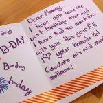 homemade birthday card ideas for mom from daughter best 25 mom