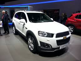 chevrolet captiva 2011 2013 chevrolet captiva specs and photos strongauto