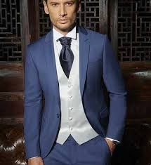 costume bleu mariage costume bleu pour mariage cérémonie l empire du marié