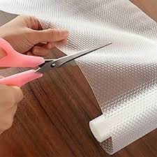 amazon com genmine refrigerator pads eva fridge shelf liners pad