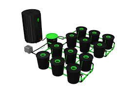 8 Pots alien xl dwc hydroponic systems 4 pot 6 pot 8 pot 12 pot 16