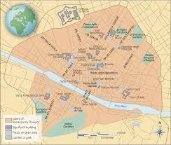 Renaissance Italy Map arh 253 module 3 artmap