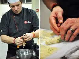 cours de cuisine chef étoilé cours de cuisine à bordeaux avec le chef frédéric coiffé la