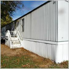 my heart u0027s song mobile home exterior before after