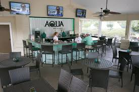 Aqua Dining Room by Dining Heathrow Country Club