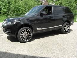 custom land rover lr4 photos of redbourne wheels for range rover and land rover