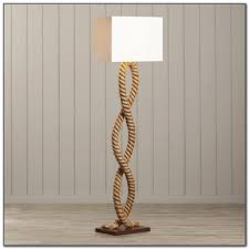 jobe industrial floor lamp with tray table and usb port l beach