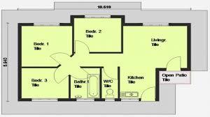 3 bedroom 2 bathroom house plans best 3 bedroom 2 bathroom house plans south africa memsaheb small