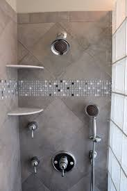 Mosaic Tiled Bathrooms Ideas 11 Best Shower Enclosures Images On Pinterest Plumbing Shower