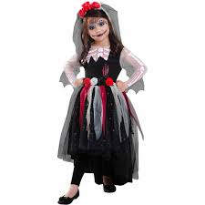 Halloween Costume Monster High by Day Of The Dead Child Halloween Costume Walmart Com