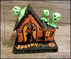 Vintage Halloween Decorations For Sale 183 Best Vintage Halloween Collectables Images On Pinterest
