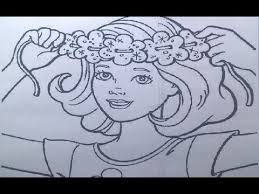 disney barbie princess coloring pages coloring book pages