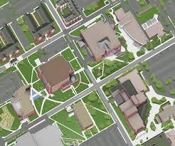 Vanderbilt Campus Map Media Relations Tarleton State University