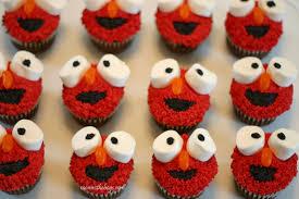elmo cupcakes mom vs the boys