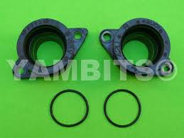 xt350 inlet manifold carb rubber kit ilr030 inlet rubbers