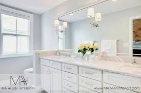Contemporary Bathroom Cabinets - white bathroom cabinets with marble countertops contemporary