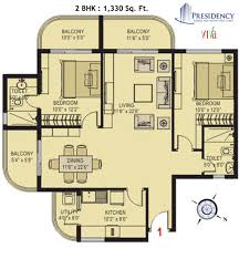 Sq Feet To Meters by Presidency Viva 2 And 3 Bedroom Flats Apartments Ranging From