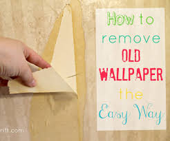 easy wallpaper how to remove wallpaper the easy way 5 steps with pictures