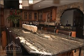Steve Silver Granite Bello Granite Top Dining Table Transitional - Kitchen table granite