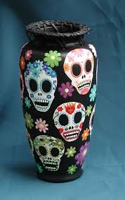 176 best Sugar Skulls images on Pinterest