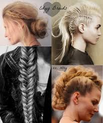 how to do viking hair pictures on viking braids cute hairstyles for girls