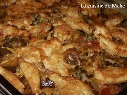 marmiton org recettes cuisine emincé gratiné de poulet aux légumes de ratatouille etre maman c