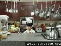 kitchen gif 20 excuses that late comers give and what they actually mean