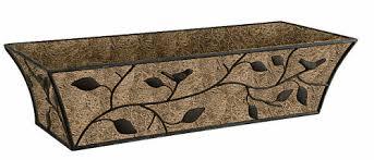 custom 25 metal wall planter decorating design of galvanized