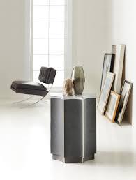 hooker furniture living room melange ballard end table 638 50365 gry hooker furniture melange ballard end table 638 50365 gry