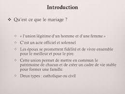 dossier mariage civil tã lã charger comment exploiter la cible des futurs mariés ppt télécharger